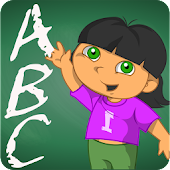 Learn Alphabet dora & friends