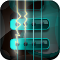 Bass Guitar Funk Hard icon