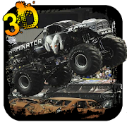 Monster Truck Racing Wild Ride
