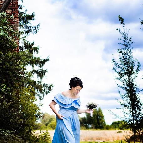 Wedding photographer Viktoriya Mashkova (levika). Photo of 25.08.2017