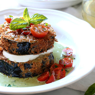 Italian Fried Eggplant Recipe