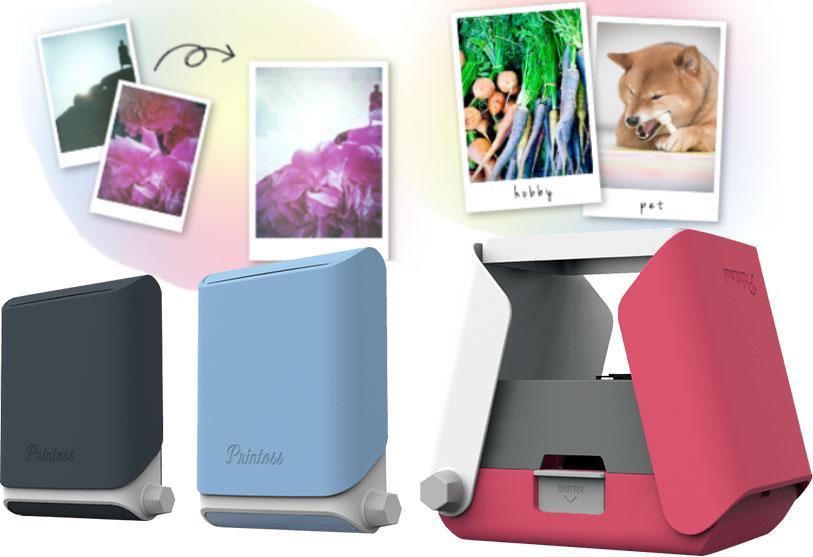 Printoss Instant Camera