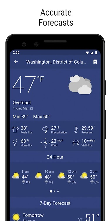 NOAA Weather Radar Live & Alerts – (Android Apps) — AppAgg