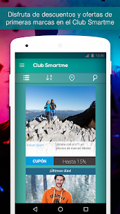 Smartme App- screenshot thumbnail