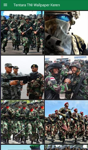 80+ Gambar Keren Tentara HD