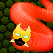 Iron Snaker.io ? : Slither Mask Worm