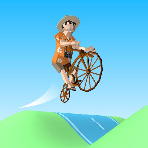 Bikes Hill Icon