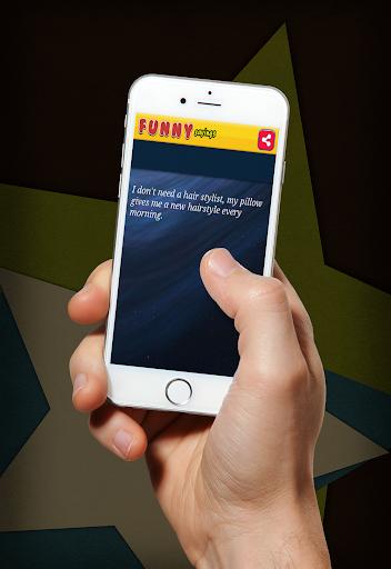 玩免費程式庫與試用程式APP|下載Funny Sayings ever app不用錢|硬是要APP