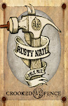 Logo of Crooked Fence Rusty Nail Pale Ale