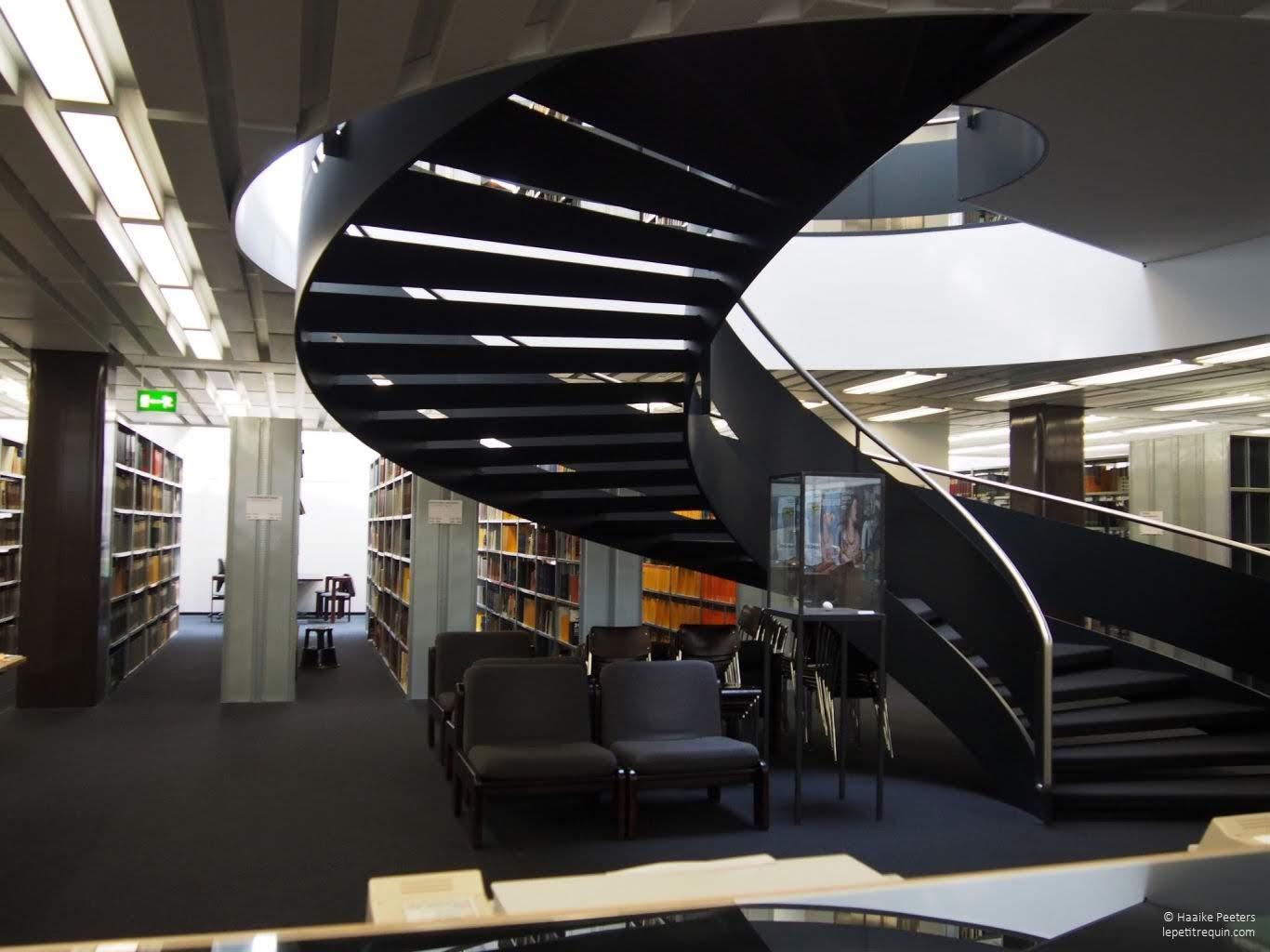 ETH Baubibliothek (Le petit requin)