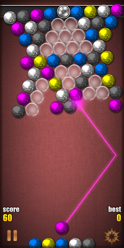 Magnetic Balls HD Free: Match 3 Physics Puzzle 2.2.0.9 screenshots 6