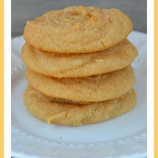 Grain Free Lemon Cake Cookies