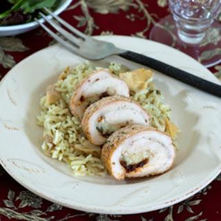 Cilantro-Artichoke Rice.