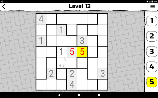 Suguru 2.4 screenshots 10