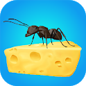 Idle Ants Colony - Anthill Simulator icon