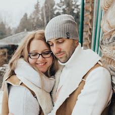 Wedding photographer Varya Kryuchkova (varyakryu). Photo of 09.02.2018