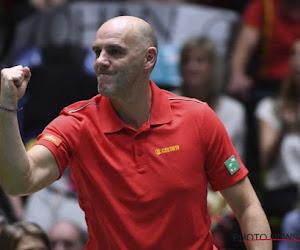 Johan Van Herck selecteert sterke Belgische ploeg om in Fed Cup Frankrijk te bekampen