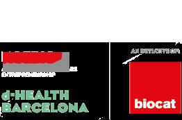 Logo Moebio d·HEALTH i BIOCAT