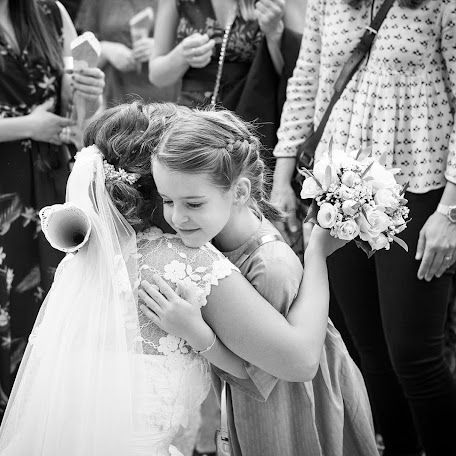 Fotógrafo de bodas David Ortiz (DavidOrtiz). Foto del 31.01.2018