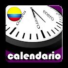Calendario Laboral Feriados Colombia 2019 icon