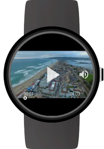 Video Gallery for Android Wear screenshot 5