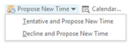 Propose a new time in 2010 version