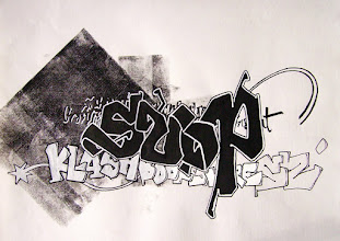 Photo: façon graff