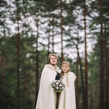 Wedding photographer Valters Pelns (valtersp). Photo of 01.02.2018