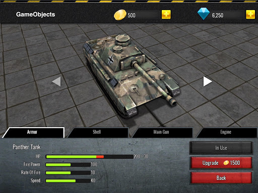 Battle Tanks 1940 - Armor vs Cannon  screenshots EasyGameCheats.pro 5