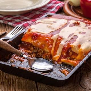 Olive Garden's Lasagna Classico