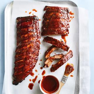 Texan-Style Pork Ribs Recipe