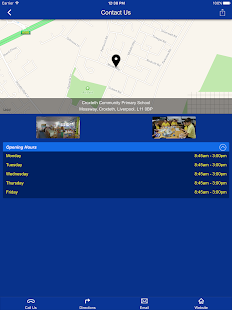 Croxteth Primary School- screenshot thumbnail