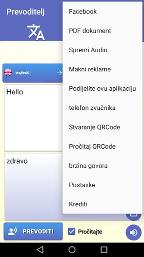 Tumač Prevoditelj Glas Prevodi Aplikacije Na Google Playu