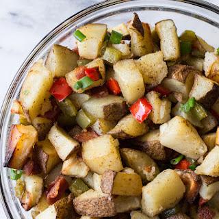 Southwestern Breakfast Potatoes.