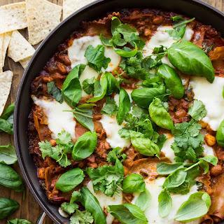30-Minute Enchilada Skillet Lasagna