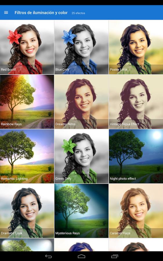 Photo lab editor de fotos y efectos aplicaciones de for Editor de fotos efectos