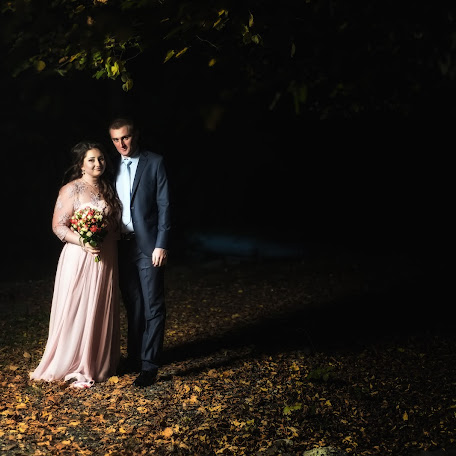 Wedding photographer Georgiy Lapinskiy (fotologist). Photo of 14.10.2015