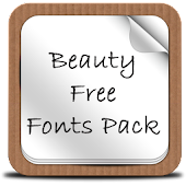Beauty Free Fonts Pack