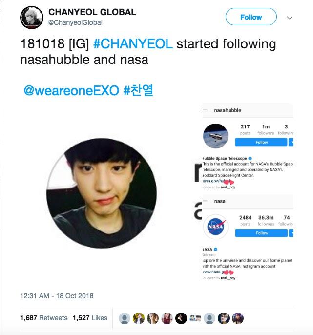 chan following