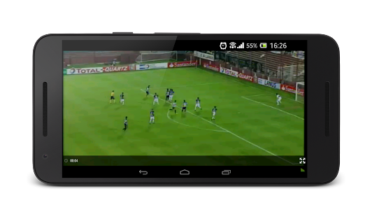 Live Mexican Soccer- screenshot thumbnail