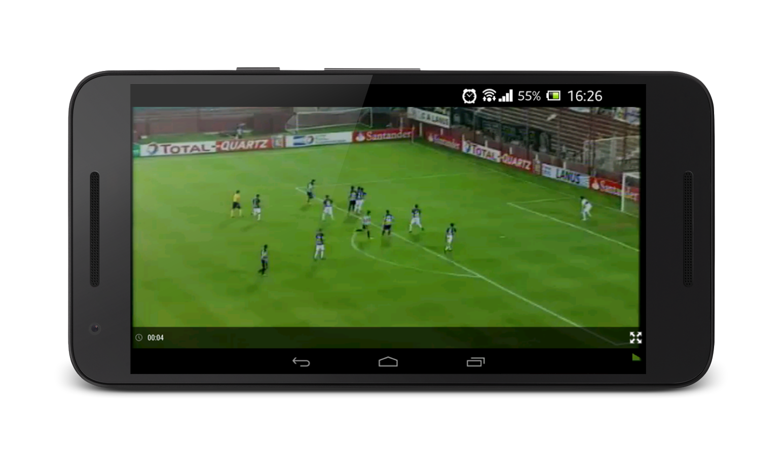Live Mexican Soccer- screenshot