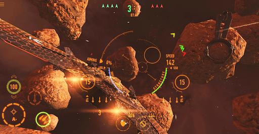 Star Combat Online  captures d'écran 2