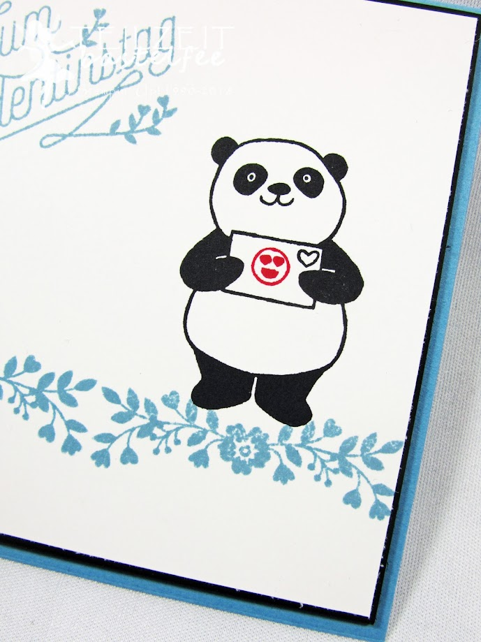 Stampin' Up! – In{k}spire_me #337, Valentine's Day, Valentinstag, Blüten der Liebe, Party Pandas, Blooming Love