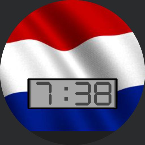Holland Flag for WatchMaker
