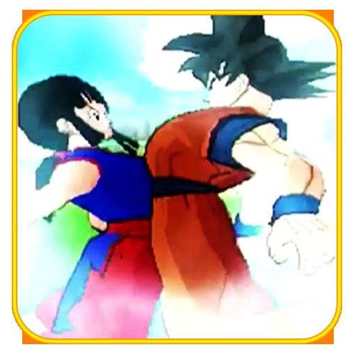 Goku Fusion Budokai Attack