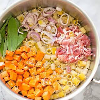 Bacon Potatoes Pasta Recipes.