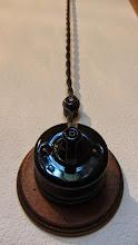 Photo: Lempų jungiklis pargabentas iš Italijos