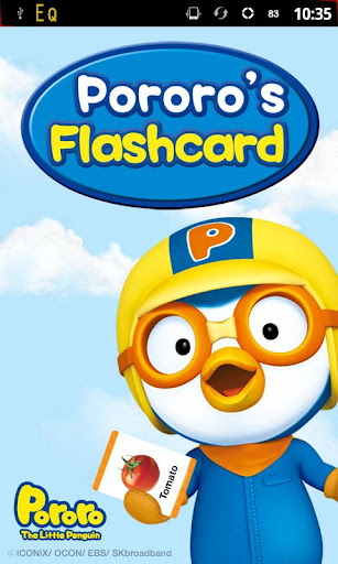 Pororo's Flashcard