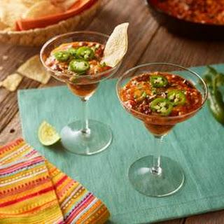 Queso Fundido Con Chili a la Tequila