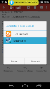 NFe Visualizador- screenshot thumbnail